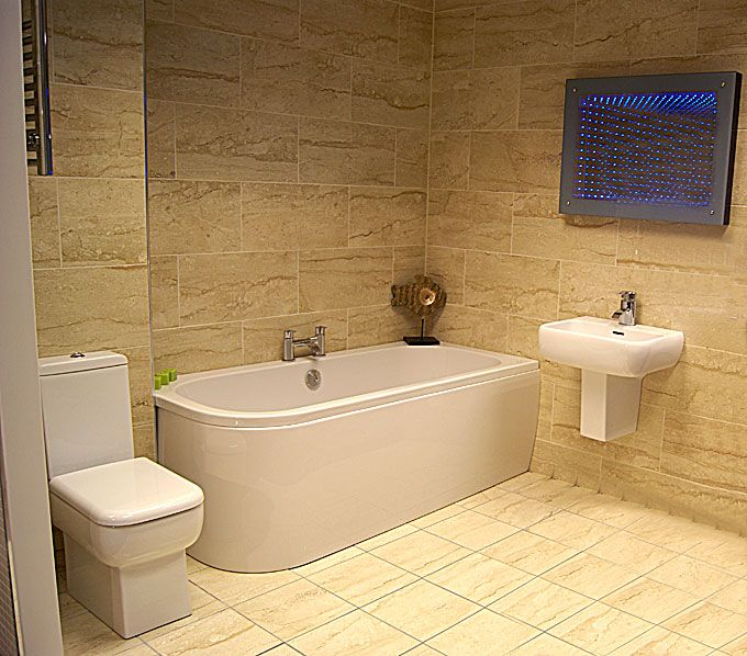 Examples Of Tiled Bathrooms. Find This Pin And More On Ceramic Tile ...